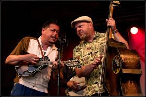 Blue Grass Boogiemen TX BBQ Den Haag