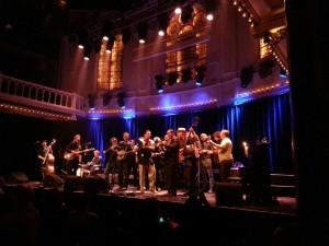 Hank tribute, Paradiso, Amsterdam