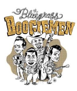 Boogiemen flyer - kl
