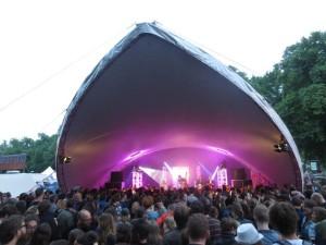 Blue Grass Boogiemen at Bevrijdingsfestival Utrecht. Thanks for the photo Niek Wolters!