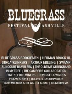 Ashville Assen Bluegrass