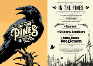 In the Pines invitation