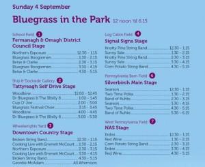 Folk Park agenda 2