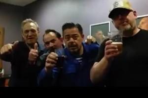 Cheers 27 years