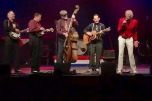 Blue Grass Boogiemen Freek Carre