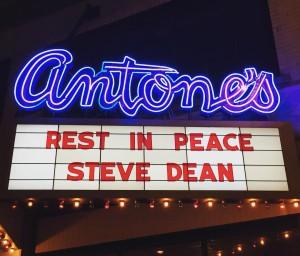 Steve Dean Antone's