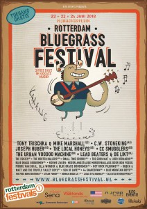 Rotterdam Bluegrass Festival 2018